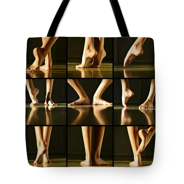 Overture Tote Bag by Laura Fasulo