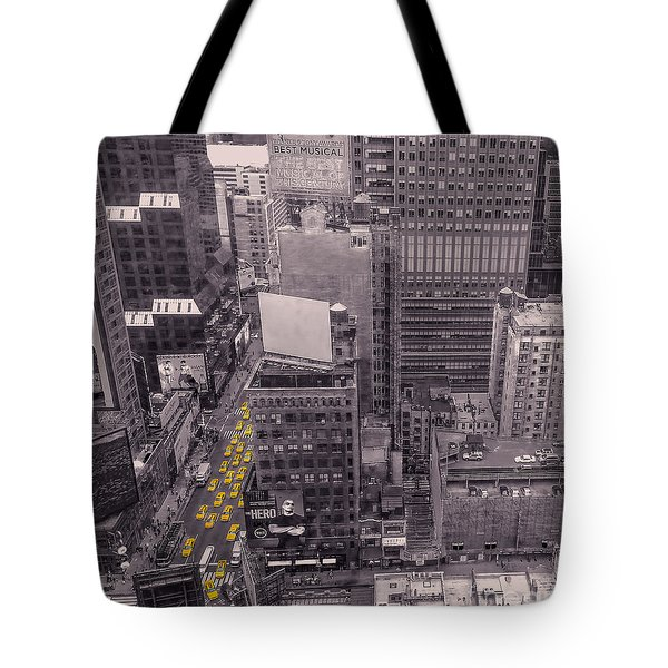 New York Taxi Street City Canvas Wall Art Picture Print Va: Overwhelm Me New York Photograph By Charlie Cliques