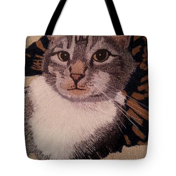 Ovid Tote Bag by Jenny Williams