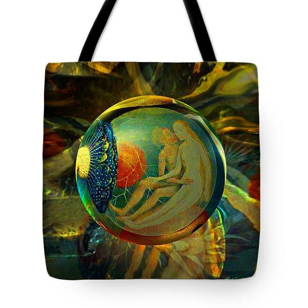 Ovule Of Eden  Tote Bag