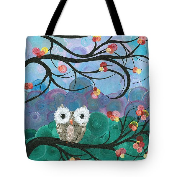 Owl Expressions - 03 Tote Bag