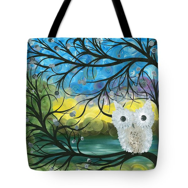 Owl Expressions 04 Tote Bag