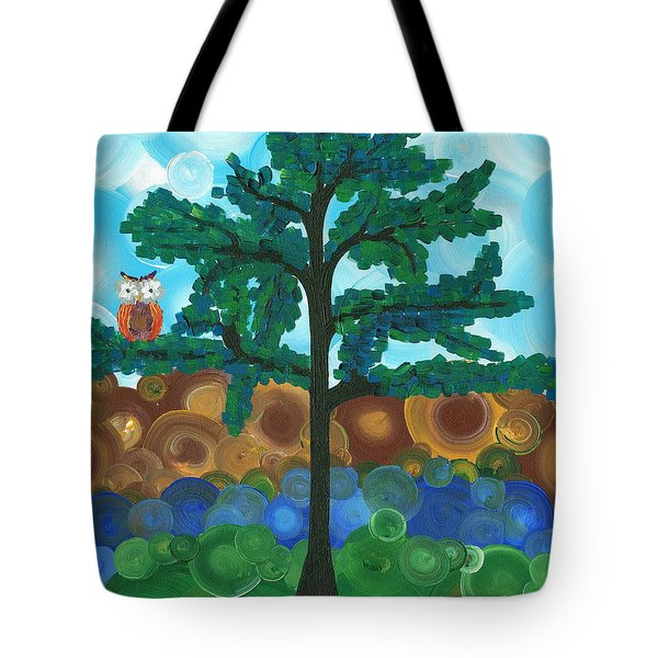 Owl Singles - 03 Tote Bag