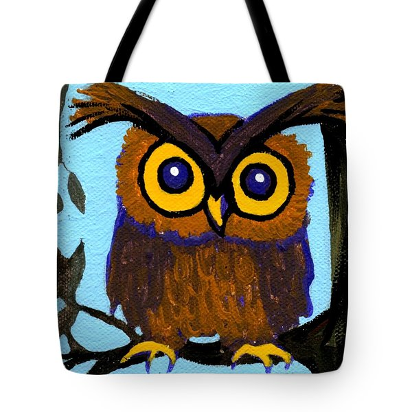 Owlette Tote Bag
