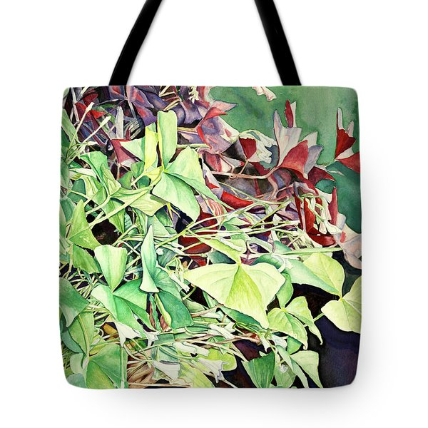 Oxalix Tangle Tote Bag