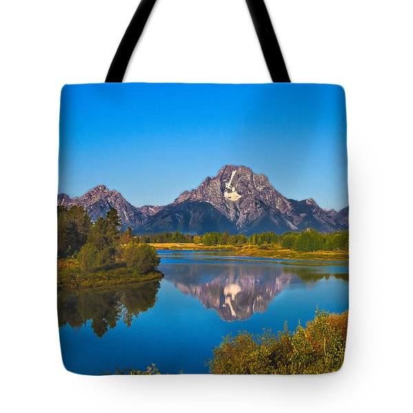 Oxbow Bend II Tote Bag