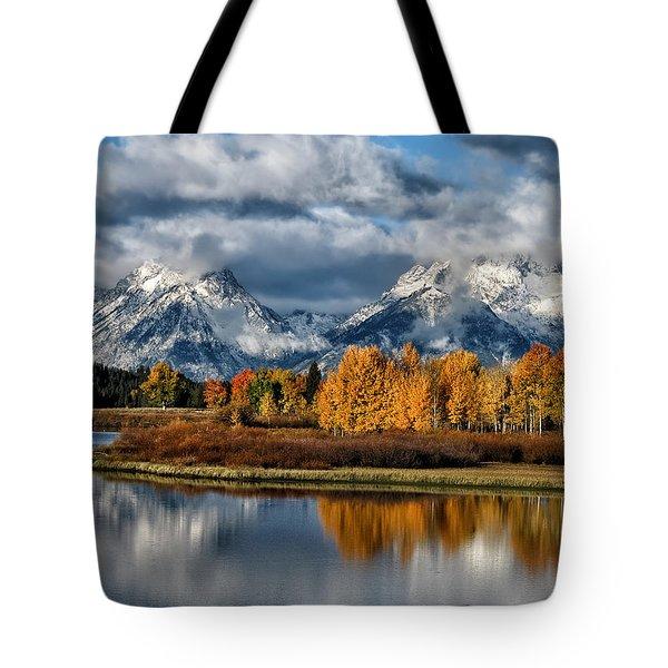 Oxbow Morning Tote Bag