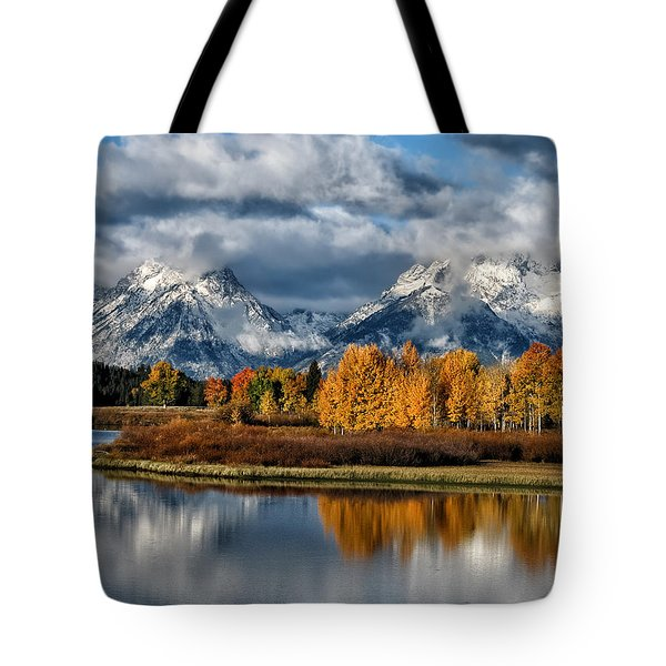 Oxbow Morning Tote Bag