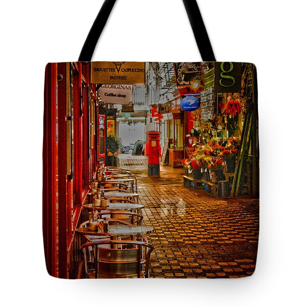 Oxford Covered Market Hdr Tote Bag