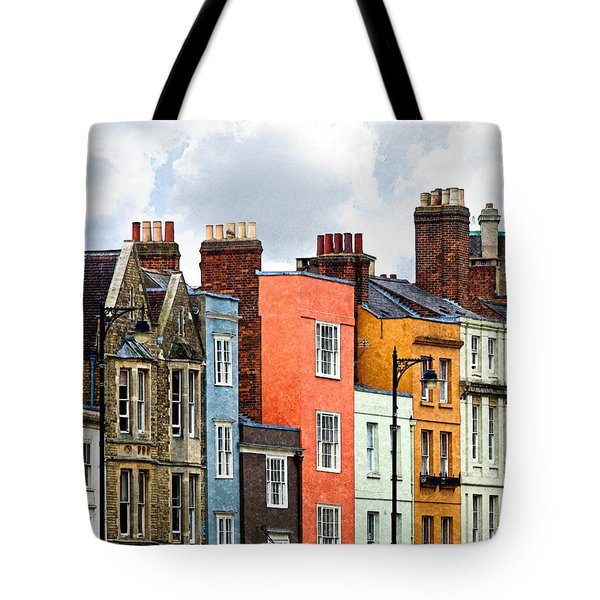 Oxford Medley Tote Bag by William Beuther