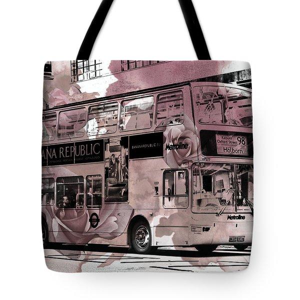 Oxford Street Tote Bag