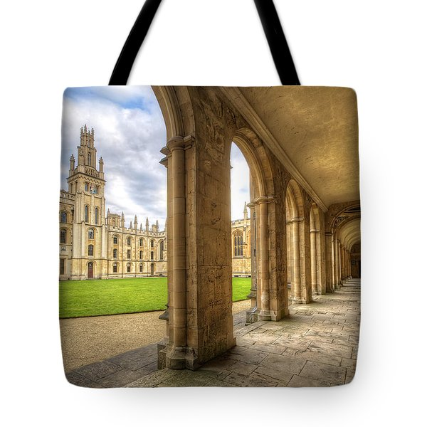 Oxford University - All Souls College 2.0 Tote Bag