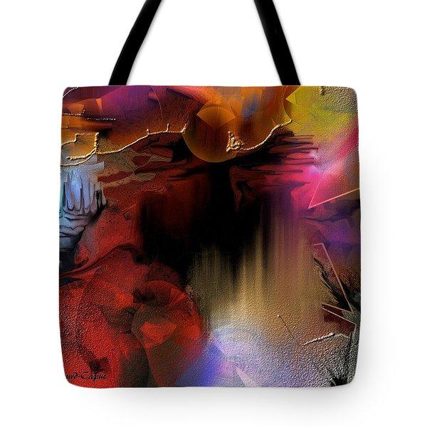 Oxocelhaya Tote Bag by Francoise Dugourd-Caput