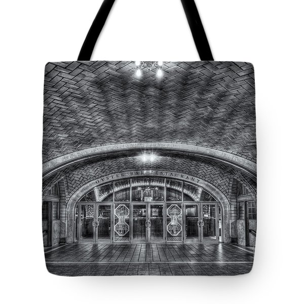 Oyster Bar Restaurant II Tote Bag