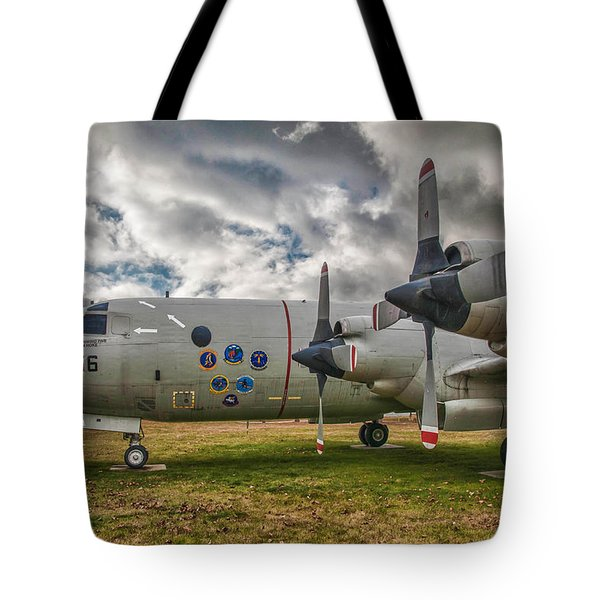 P-3a Tote Bag by Guy Whiteley