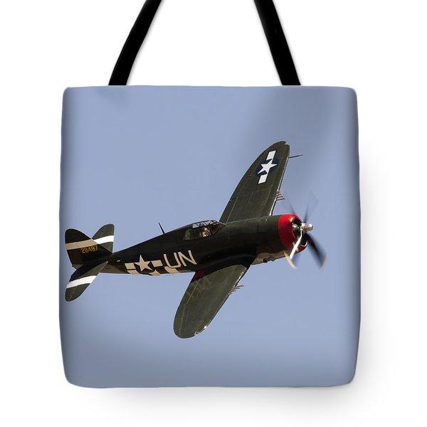 P-47 Thunderbolt Tote Bag