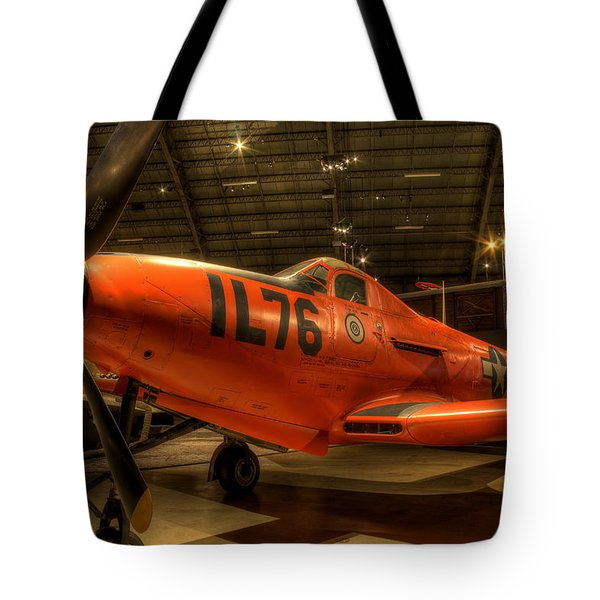 P-63 King Cobra Tote Bag