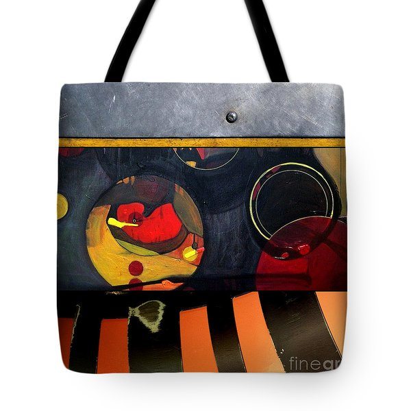 p HOT 115 Tote Bag by Marlene Burns