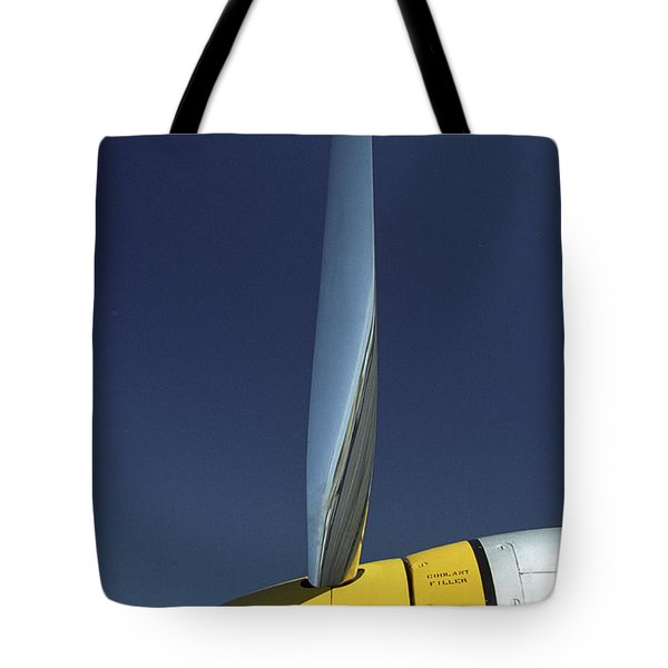 Tote Bag featuring the photograph P51 by Susie Rieple
