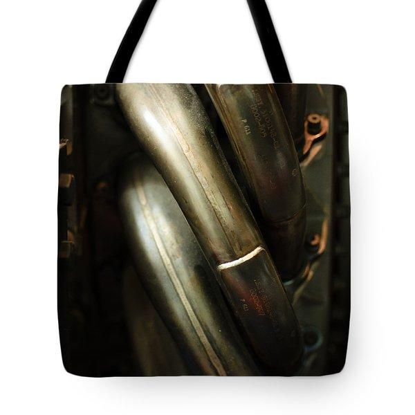 P611 Tote Bag