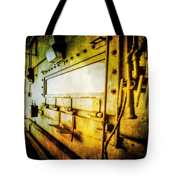 Pacific Airmotive Corp 05 Tote Bag