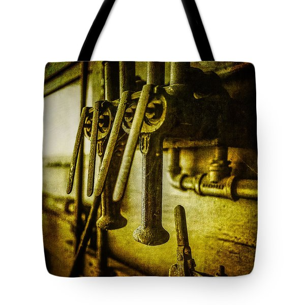 Pacific Airmotive Corp 16 Tote Bag by YoPedro