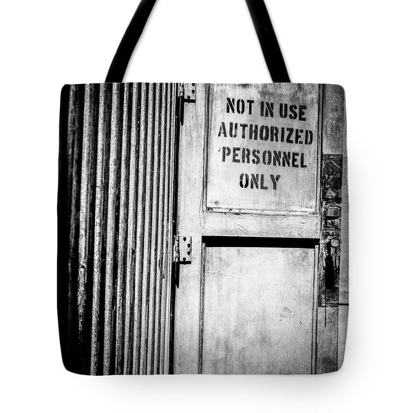 Pacific Airmotive Corp 19 Tote Bag