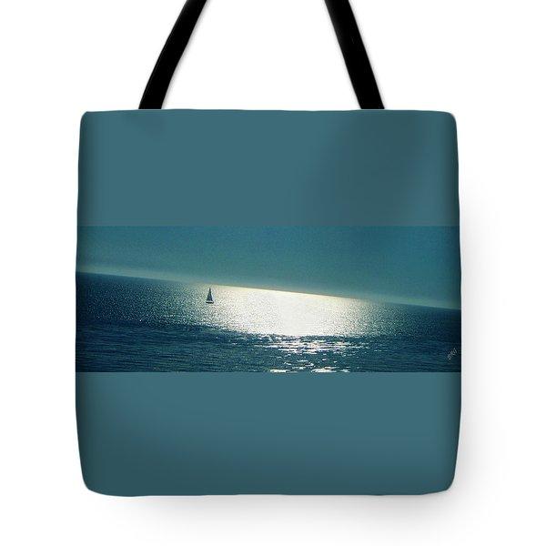 Pacific Tote Bag