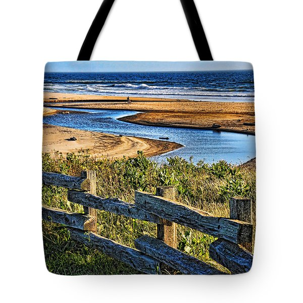 Pacific Coast - 4 Tote Bag