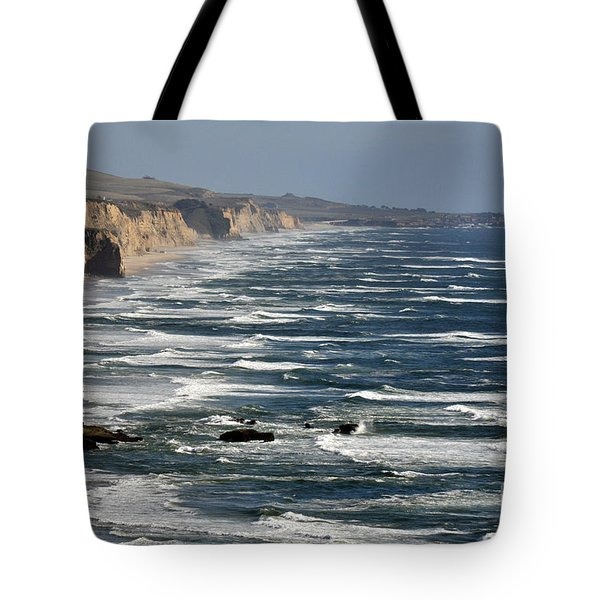 Pacific Coast - Image 001 Tote Bag