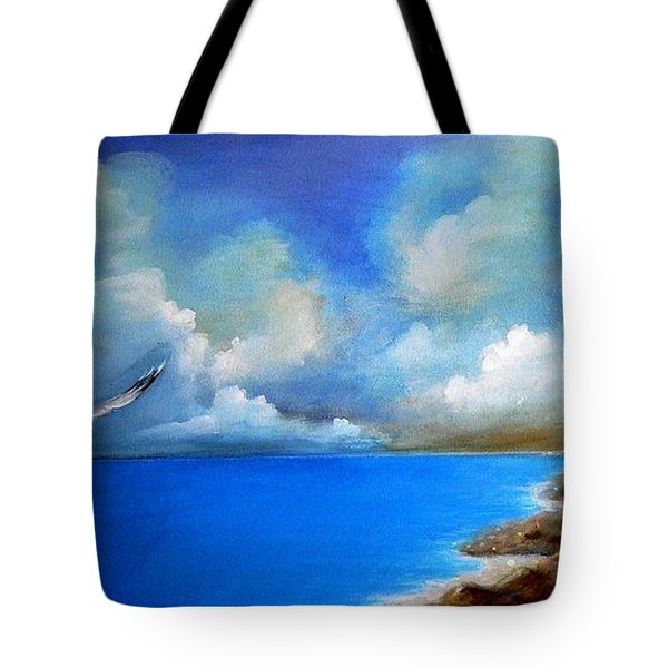 Pacific Highway 1 Tote Bag