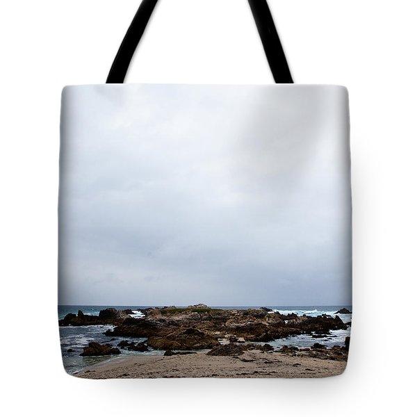 Pacific Horizon Tote Bag