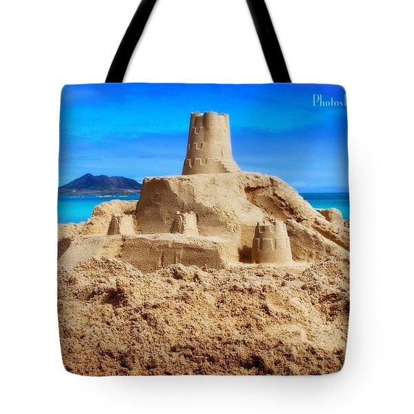 Pacific Moat Tote Bag