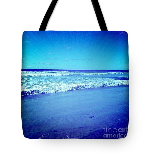 Pacific Rays Tote Bag