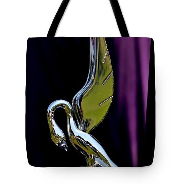Tote Bag featuring the photograph Packard - 3 by Dean Ferreira