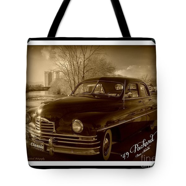Packard Classic At Truckee River Tote Bag