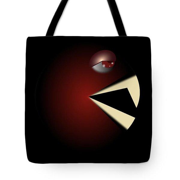 Tote Bag featuring the digital art Pacula by R Muirhead Art