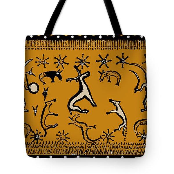 Pagan Rituals Tote Bag