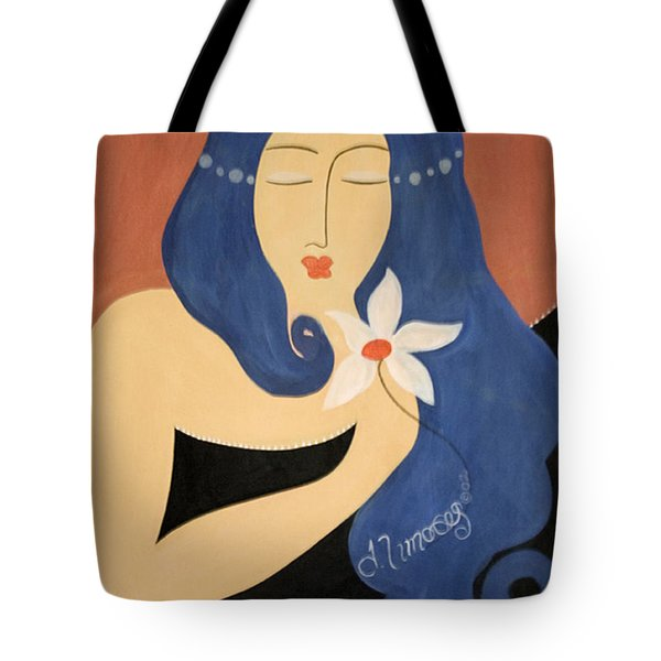 Page Tote Bag by Jacquelinemari