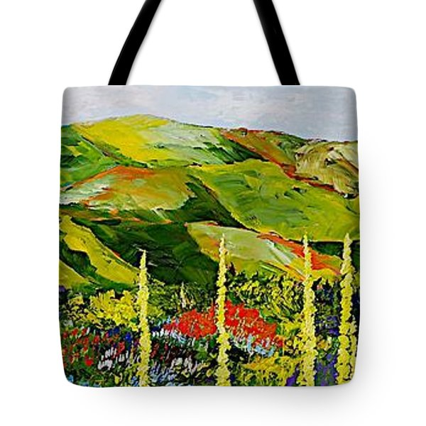 Pageantry Tote Bag by Allan P Friedlander