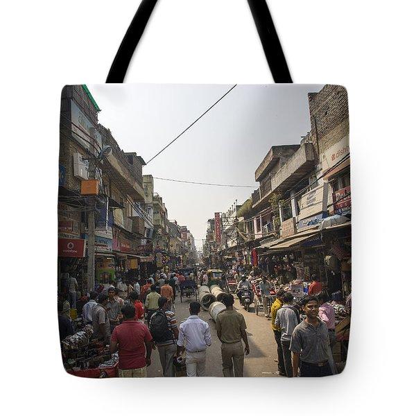 Paharganj Tote Bag