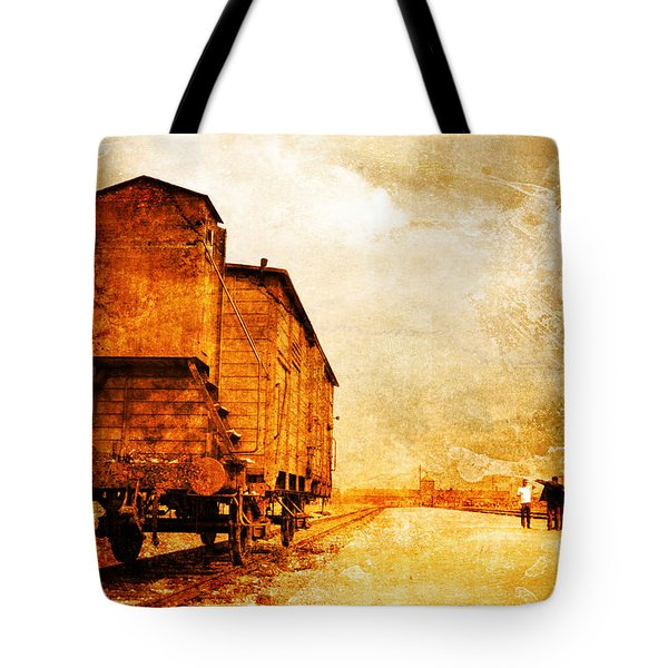 Painful Memories Tote Bag by Randi Grace Nilsberg
