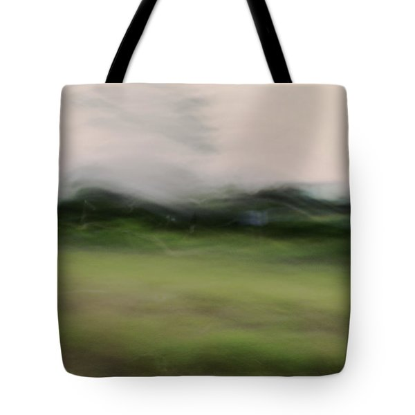 Paint By Wing - Abstract Art Print Tote Bag