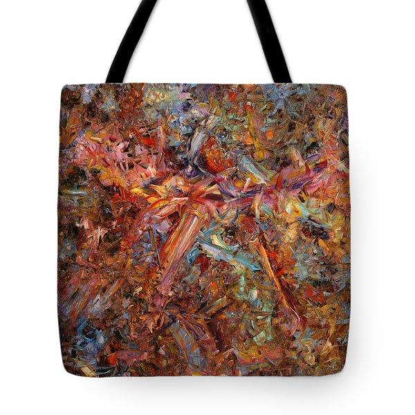 Paint Number 43 Tote Bag
