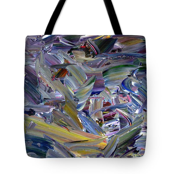 Paint Number 57 Tote Bag