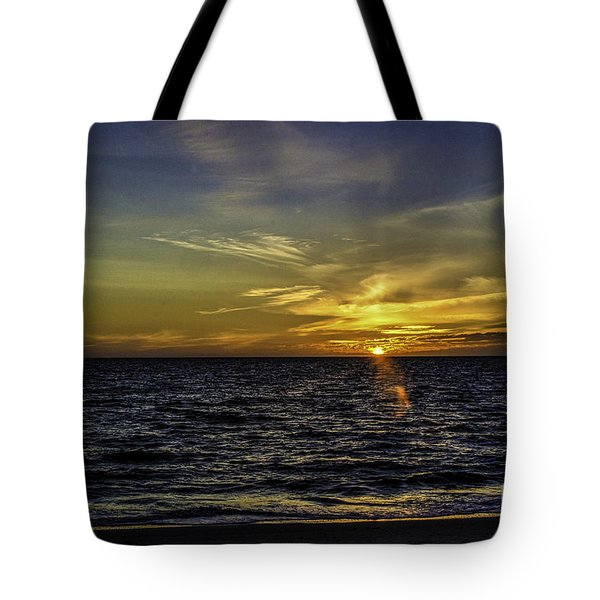 Painted By God Tote Bag by Mary Carol Story