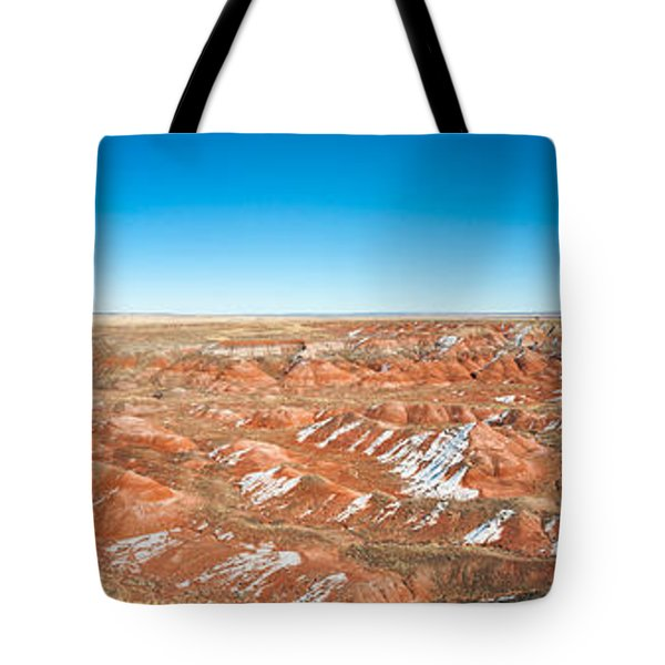 Painted Desert, Petrified Forest Tote Bag
