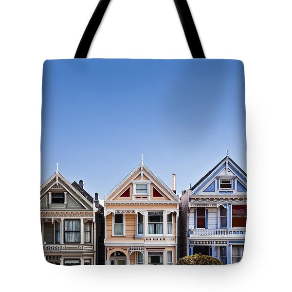 Painted Ladies Tote Bag by Dave Bowman
