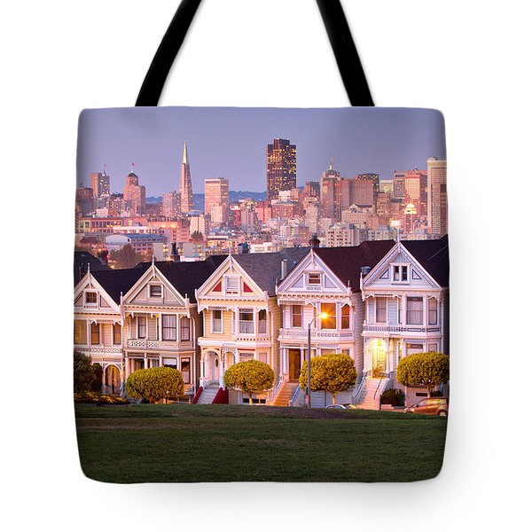 Painted Ladies Tote Bag