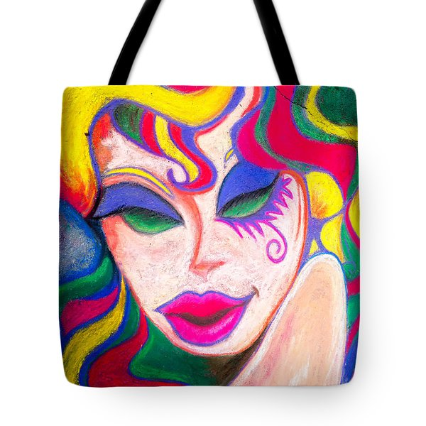 Painted Lady 3 Tote Bag